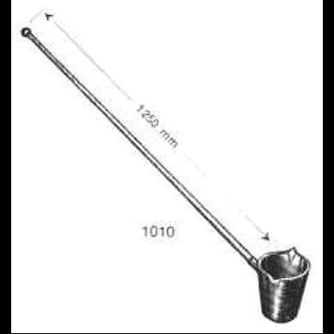Hand casting ladles (Type 1010)