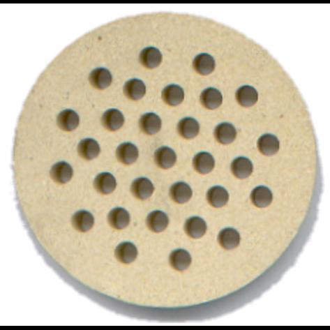 Keramische Siebkerne_runde Form