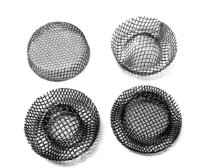 four mesh filters