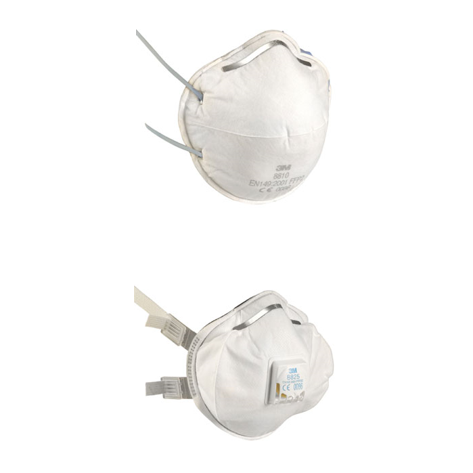 Particulate filter masks