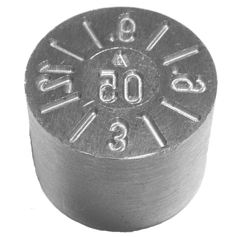 Ingot mould clocks of steel