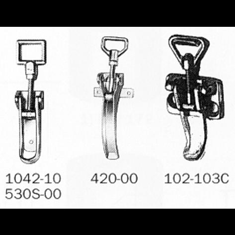 Core box and Ingot Mould Locks