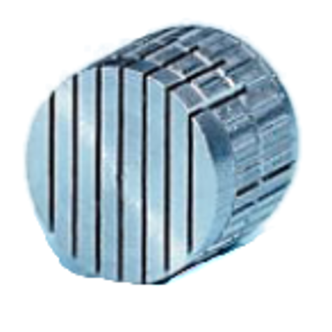 Steel slotted vents with extra deep slots 0,2 mm