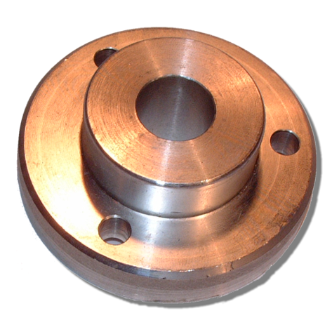 Guide bushes for mould plates